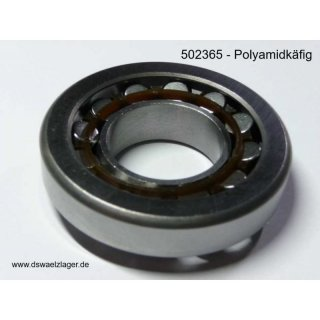 Automotive-Bearing 502365 - Polyamidkäfig ( 26,5x57 (!)x14,25mm )
