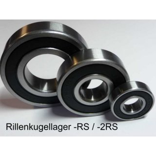 Rillenkugellager 62306-2RS1 - SKF