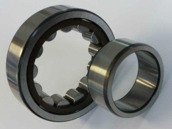 Zylinderrollenlager NU208E.TVP2 - FAG  ( Polyamidkäfig )