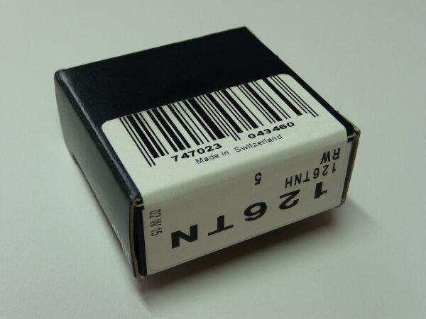 Pendelkugellager 126.TNH - NSK/RHP   - Polyamidkäfig   ( 6x19x6mm )