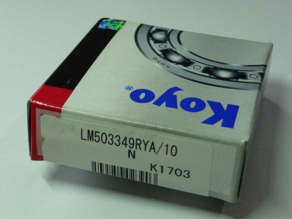 Kegelrollenlager LM503349-RYA/10 - Koyo, Japan  ( 45,987x74,976x18,00mm )