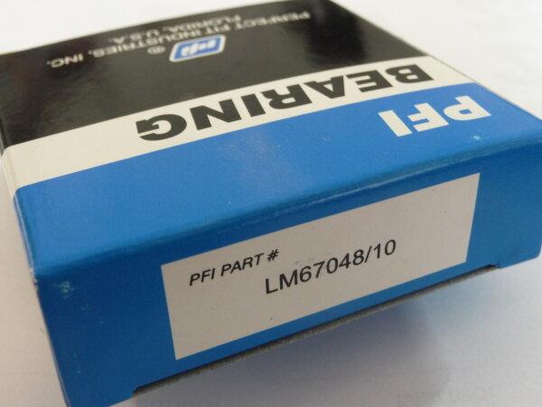 Kegelrollenlager LM67048/LM67010 - PFI/USA   ( 31,75x59,13x15,87mm )