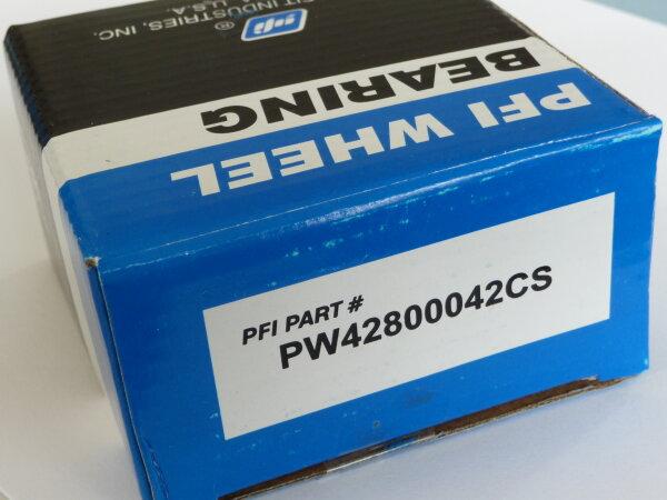 Anhängerlager PW42800042CS - PFI   ( 42x80x42mm )