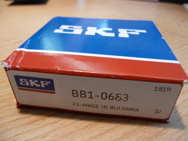 Rillenkugellager BB1-0683 ( BB1-3013 B - SKF )   - beidseitig mit Dichtscheiben  ( 17x47x14mm )