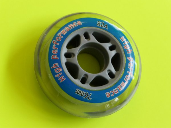 Inline-Rolle 76mm/82A   - clear