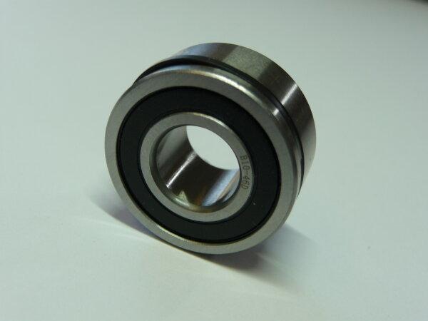 Rillenkugellager B10-46D   - beidseitig Dichtscheiben  ( 10x23x11mm )