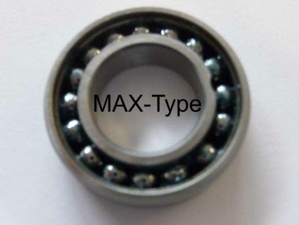 Rillenkugellager 608-2RS-MAX   ( 8x22x7mm )