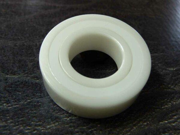 Rillenkugellager 61803-2RS.ZrO2, vollkeramisch   ( 17x26x5mm )