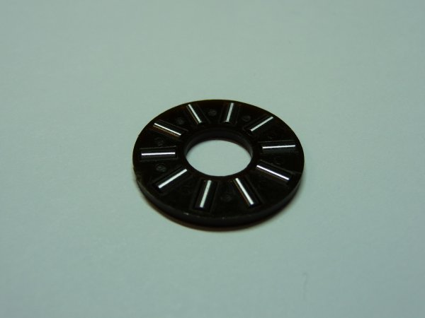 Axial-Nadellager AXK0821-TN  - Polyamidkäfig   ( 8x21x2mm )