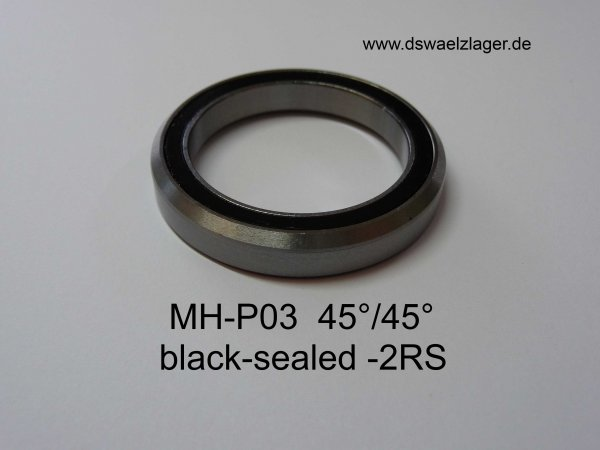 "Rillenkugellager 1.1/8"" ... 45°/45° ... 30,15x41x6,5mm MH-P03"
