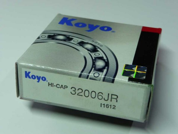 Kegelrollenlager 32006.JR HI-CAP - KOYO, Japan   ( 30x55x17mm )