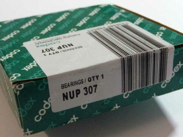 Zylinderrollenlager NUP307 - Codex