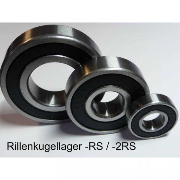 Rillenkugellager 6302-2RSH - SKF - beidseitig Dichtscheiben ( 15x42x13mm )