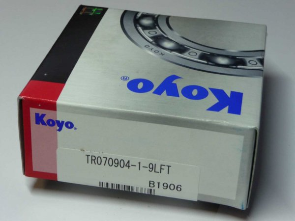 Automotive-Bearing / Kegelrollenlager TR070904-1-9LFT - KOYO, Japan  ( 35x89x38,1mm )