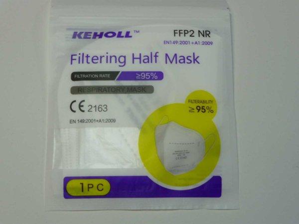 FFP2 - Atemschutz-Maske - einzeln verpackt