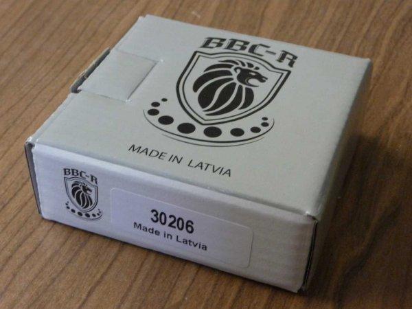 Kegelrollenlager 30206 - BBC-R  ( 30x62x17,25mm )