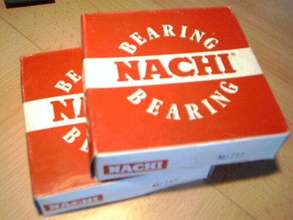 Zylinderrollenlager NU212 - Nachi